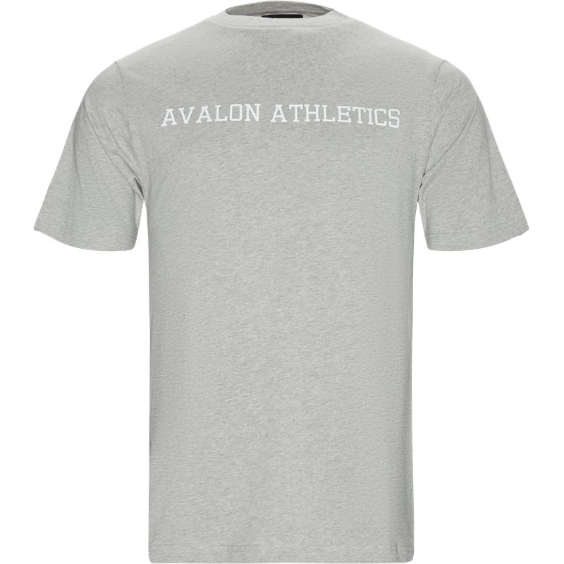 Image of   Avalon Athletics Highway Tee Grå Mel
